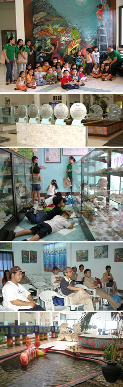 Inside FishWorld