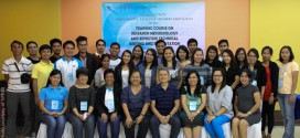NFRDI taps SEAFDEC/AQD experts as resource persons on technical writing course
