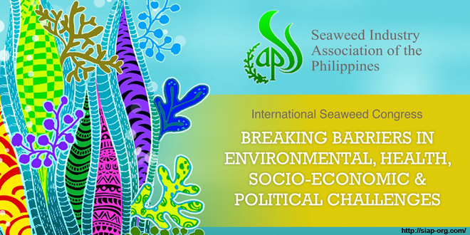 seaweed congress announcement