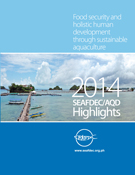 SEAFDEC Highlight 2014 FRONT COVER thumbnail