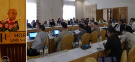SEAFDEC/AQD holds aquaculture feed meeting in Myanmar