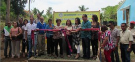 Inauguration and Turnover of the Mud Crab Hatchery to the LGU of Guindulman, Bohol