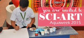 Sci-Art Aquaweek 2015
