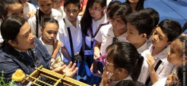 SEAFDEC/AQD joins the National Science & Technology Week 2015