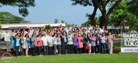 APEC 2015 Delegates visit SEAFDEC/AQD