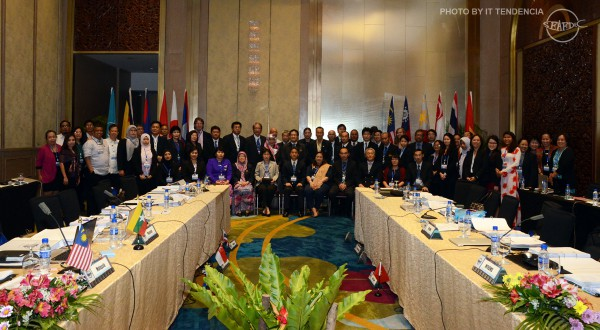 The participants of the 38th SEAFDEC Program Committee Meeting