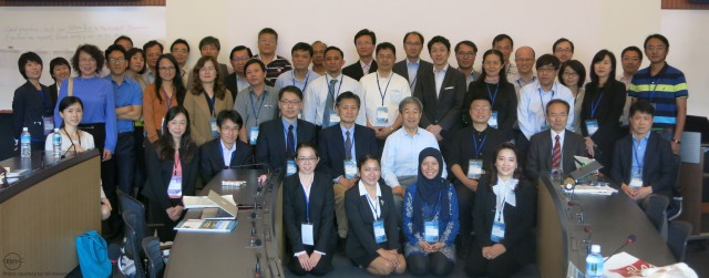 Participants of the NEA and ASIAHORCs Joint Symposium on Chemical Biology