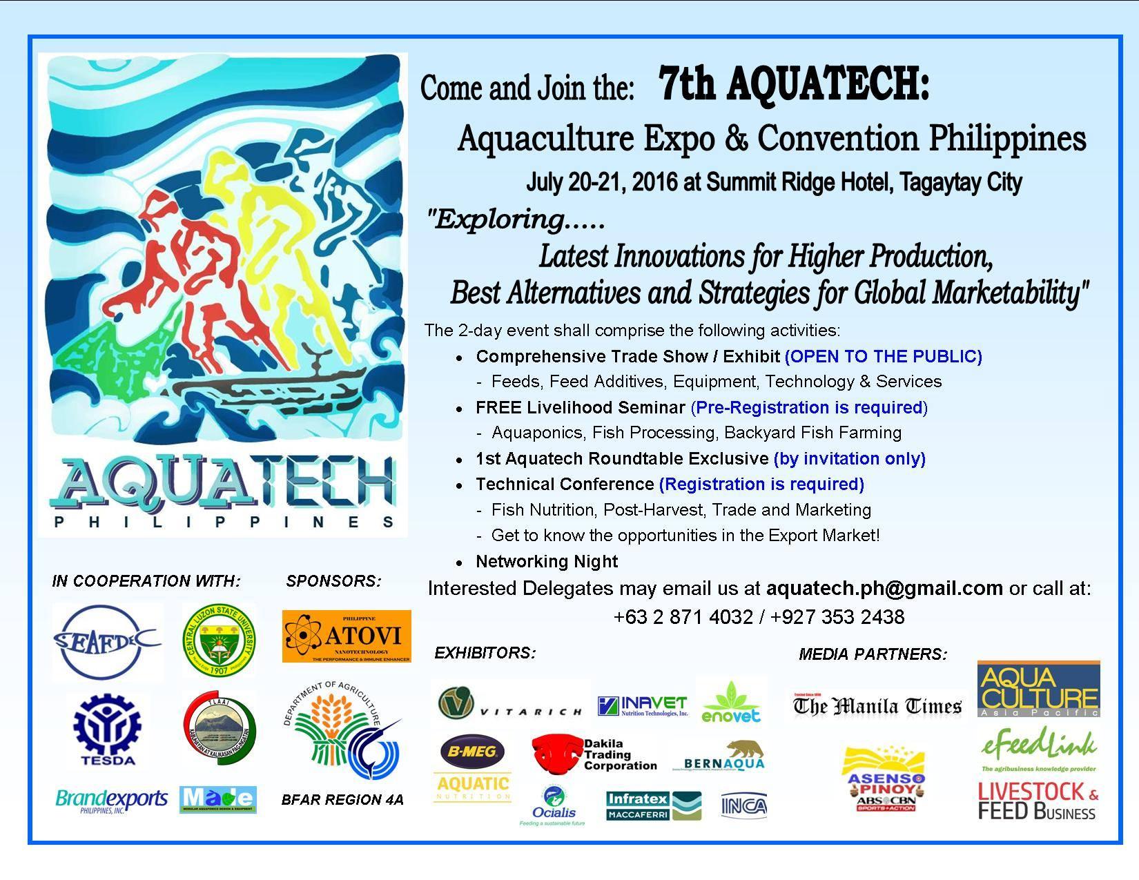 aquatech2016