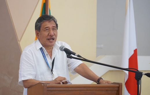 Chief Dan Baliao